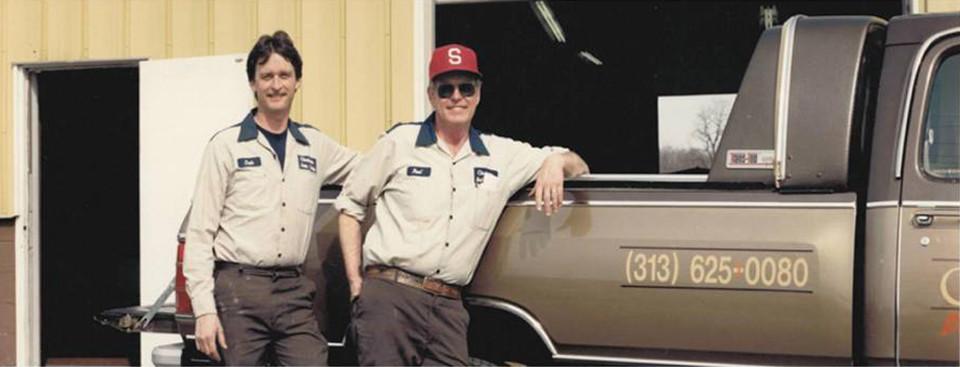 Dale & Paul Verhey, 1988